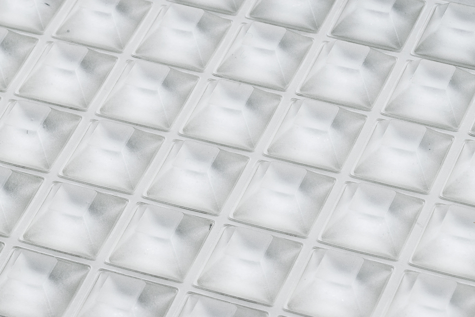 Stootdopjes vierkant zelfklevend