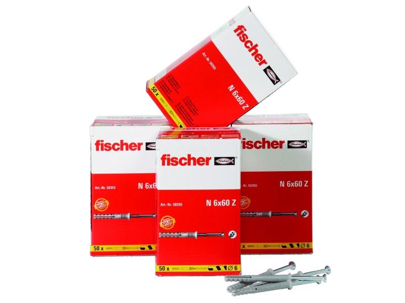 Fischer Slagplug