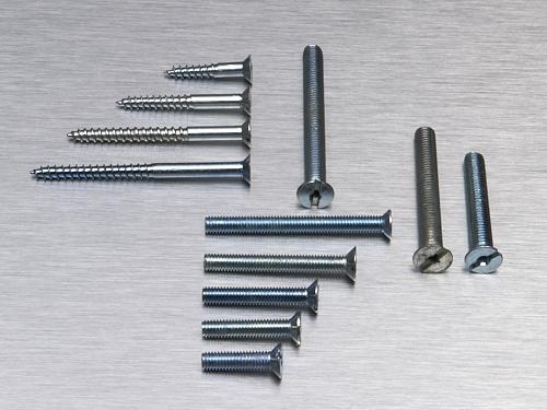 Metalfix 1 schroeven en bouten