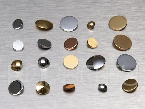 Metalfix 2 afdekkapjes