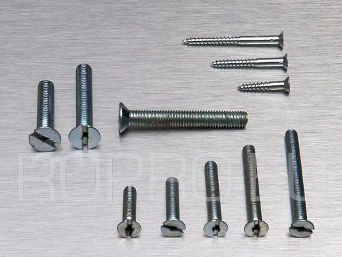 Metalfix 2 schroeven en bouten