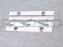 Panelconnctor 2, acrylaat 30 x 100 mm