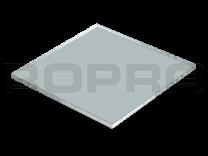 Plexiglas acrylaat plaatje XT 297x210x8mm