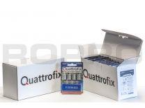 48 RVS Afstandhouders 304 15x15 met inbus Quattrofix