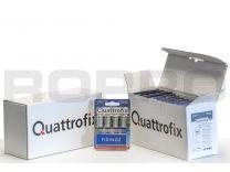 96 stuks RVS Afstandhouders 304 15x19 met inbus Quattrofix