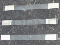 Wiebelaar 170 x 15 mm, recht, beide zijde permamente tape